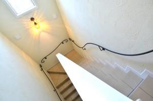プリマ階段⑤